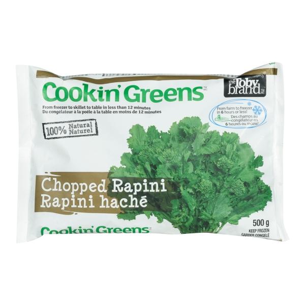 Cookin' Greens Rapini